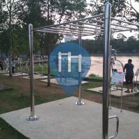 Чантхабури - уличных спорт площадка, - King Taksin Park