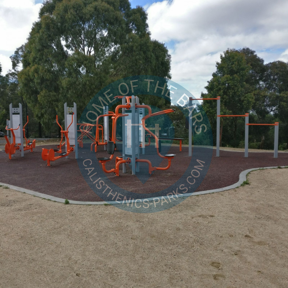Warriors State Path Park Boundless Playground: Melbourne (Northcote)