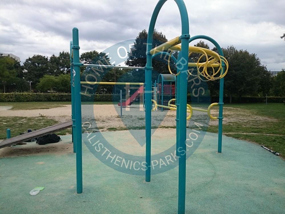 Angoul me parc street workout france spot for Parc expo angouleme