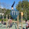 Toulon - Parcours Sportif - Promenade Henri Fabre