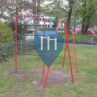 Rheda-Wiedenbrück - Calisthenics Playground - Fontainerstraße
