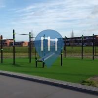 Zoetermeer - Спортивные площадки для воркаут - Barmania.PRO