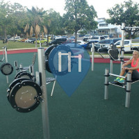 Townsville (North Ward) - Outdoor Exercise Park - Strandpark