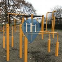 Krakau - Street Workout Geräte - Park Krowoderski