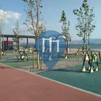 Calisthenics Park - Izmir - Street Workout Anlage