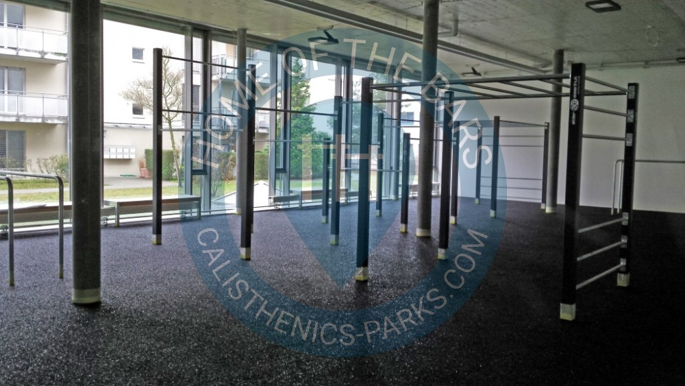 Indoor Regensdorf Street Workout Place Calisthenics