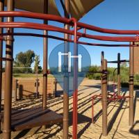 Street Workout Anlage - Phoenix - Outdoor Fitness Cave Creek Park - Thunderbird