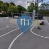 Рёдовре - Паркур парк - Hendriksholm Skole
