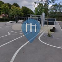 Rødovre - Parkour Park - Hendriksholm Skole