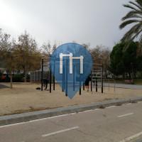 Valencia - Parco Street Workout - Quatre Carreres