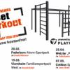 Street Workout NRW - Calisthenics Workshop Tour 2016
