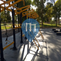 Calisthenics Facility - San Luis Río Colorado - Outdoor Fitness Bosque De La Ciudad