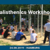 Calisthenics Workshop Hamburg powered by Playparc