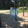 Gimnasio al aire libre - Milán - Milano - Barra per trazioni