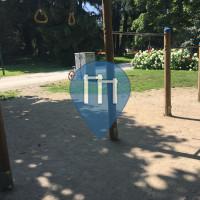 Fitness Trail - Milan - Milano - Barra per trazioni