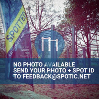 Gimnasio al aire libre - Macul - Barra Multifuncional Calle Marathon