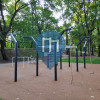 Calisthenics Gym - Tartu - Outdoor Fitness Park Toomemäe spordiväljak