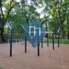 Barra per trazioni all'aperto - Tartu - Outdoor Fitness Park Toomemäe spordiväljak