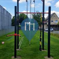 Реда-Виденбрюк - Воркаут площадка - Fitnessstudios Body Camp