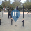 Barcelona - Outdoor Fitness Equipment - Avinguda Diagonal