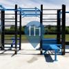 Mormant - Parcours Sportif - Aire de sport en accès libre