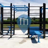 Mormant - Gimnasio al aire libre - Aire de sport en accès libre
