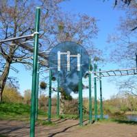 Choisy-le-Roi - Street Workout Park - Parc interdépartemental des sports