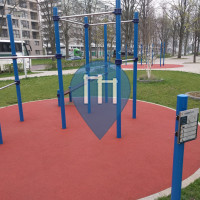 Amsterdam - Outdoor Exercise Gym - Rijnbuurt