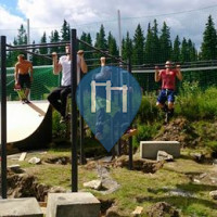 Øyfjell - Outdoor Fitness Park - Tufteparken