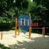 Hodonice - Воркаут площадка - Školní