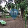 徒手健身公园 - 墨西哥城 - Barras de la Pro Hogar