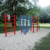 Přerov - Outdoor Exercise Gym - Velká laguna