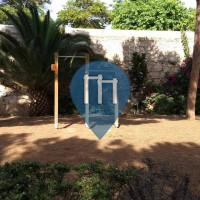 Valencia - Outdoor Exercise Gym - Jardi del Turia Tram XI