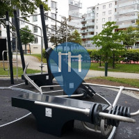 Lund - Gym en plein air - Bjeredsparken