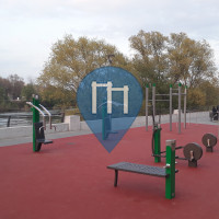 Outdoor Gym - Plovdiv - Gym and Streetworkout Maritza Boulevard