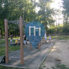 Жилина  - уличных спорт площадка - Park Ľudovíra Štúra