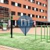 Street Workout Park - Zwolle - Lübeckplein Barmania park Zwolle