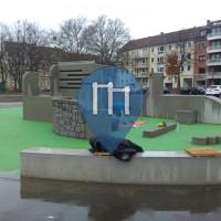 Hildesheim - Parkour Park - Steingrube