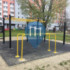 Petržalka - Calisthenics Park - Fedinova street