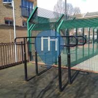 Parque Calistenia - Londres - Calisthenics Gym Chicksand Street Park
