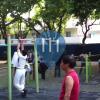 Shanghai - 徒手健身公园 - Luxun Park