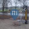 Poznań - Outdoor Gym - Park Kasprowicza
