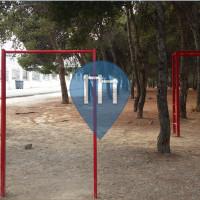 Torremolinos - Gym en plein air - Pinar de los Manantiales
