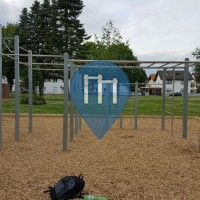 Sandhausen - Street Workout Park - Playparc