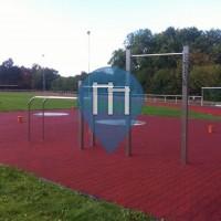 Werl - Gym en plein air - Heinrich Buchgeister Stadion