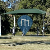 Gimnasio al aire libre - Brisbane - Outdoor Gym Bonemill Road Park