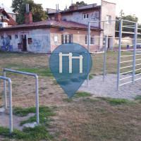 Ческа-Липа - Воркаут площадка - Městský Stadion