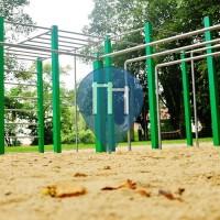 Świnoujście - Parc Street Workout -  Henryka Sienkiewicza