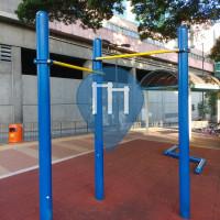 香港 - 户外运动健身房 - Luen Wan Street