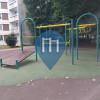 Montigny-le-Bretonneux - Outdoor Fitnessstudio - Sentier des Chardons